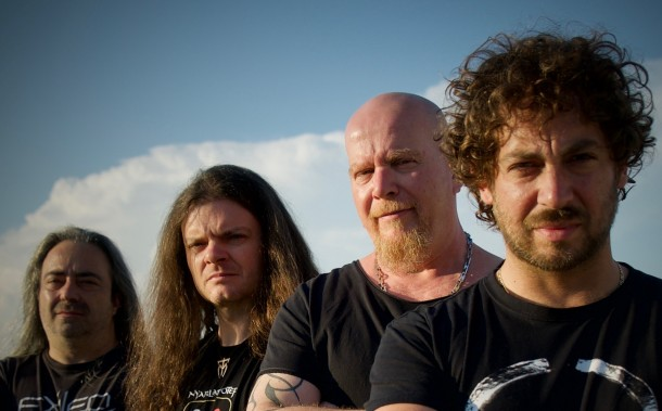 Exiled on Earth: new album under Punishment 18 Records sign!