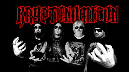 Kryptonomicon: new band signs for Punishment 18 Records!