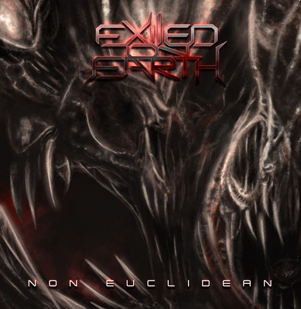 """Exiled on Earth: """"Non-Euclidean"""" cover and tracklist unveiled!"""