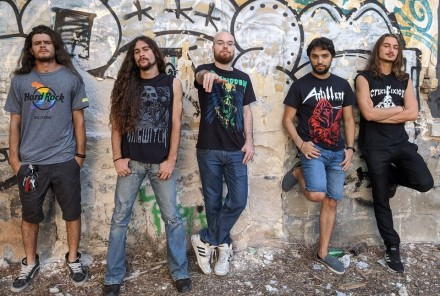 Burning Nitrum: announce new guitarist Luca Romanazzi