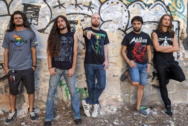 Burning Nitrum: announce new guitarist Luca Romanazzi