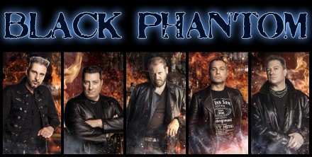 Black Phantom:Two albums released on cassette & new songs for movie soundtracks