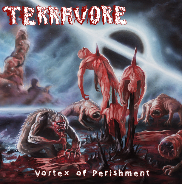 "Terravore: ""Vortex of Perishment"" front cover unveiled!"