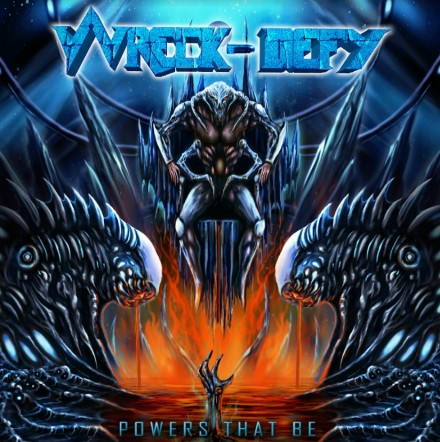 "Wreck-Defy: On-line the new lyric video ""I Am The Wolf"""