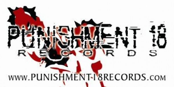 Punishment 18 Records is proud to announce today four new physical and digital releases!