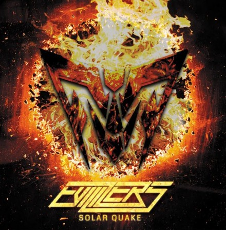 "Evilizers: ""Solar Quake"" artwork details!"