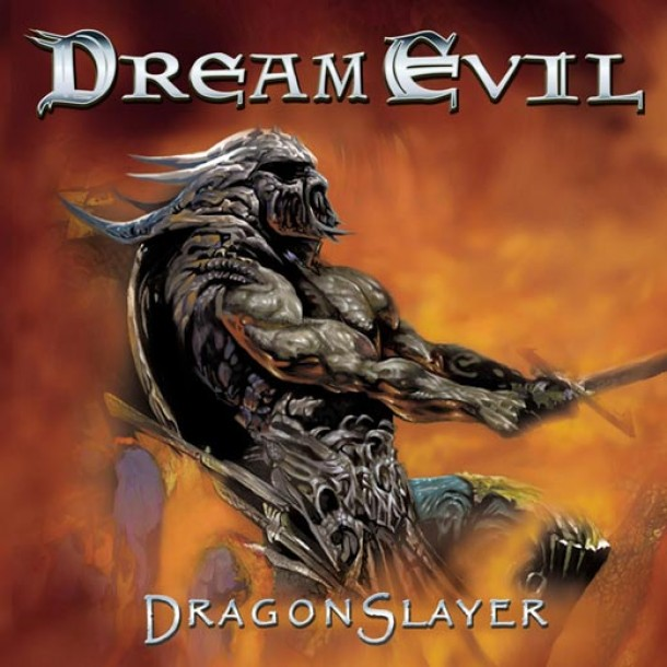 """Dream Evil: """"DragonSlayer"""" reissued by Punishment 18 Records!"""