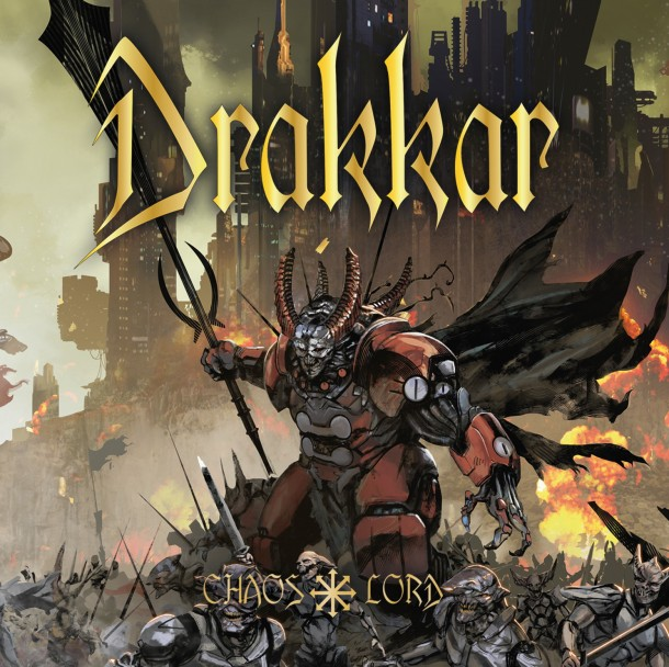 "Drakkar: new video available ""Chaos Lord"""